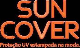 logomarca Suncover FPS50+. ROUPAS E ACESSÓRIOS COM PROTEÇÃO UV 4a04fe4edf